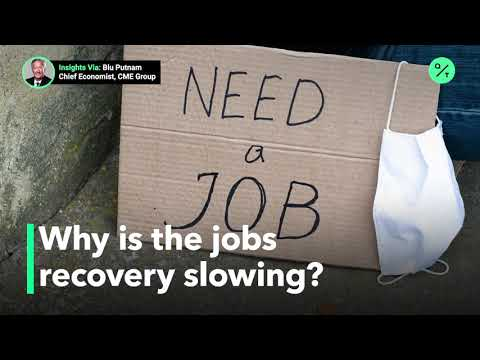 Three reasons why jobs recovery is slowing down