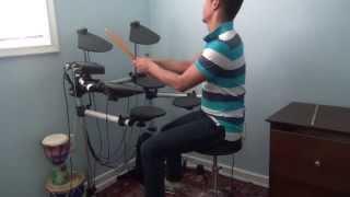 DJ Elon Matana - vol 7 - LEO drums cover