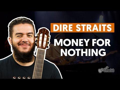 Comment jouer facilement Money for Nothing de Dire Straits à la guitare