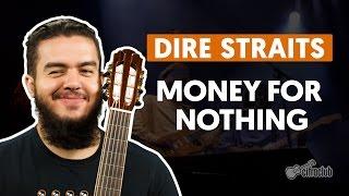 Videoaula Money For Nothing (aula de guitarra)