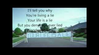 Your life is a lie lyrics