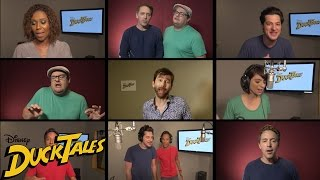 "All-New ""DuckTales"" Cast Sings Original Theme Song 