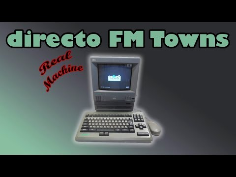 Directo FM Towns Level 1