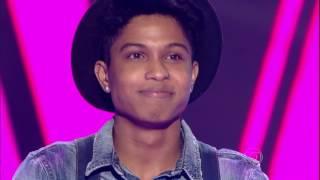 Junior Lord canta Sem Você a Vida é Tão Sem Graça e conquista vaga no time de Carlinho HD