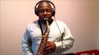 """Tender Love"" by Force MD's, Instrumental Sax Cover by Jamal Riley"