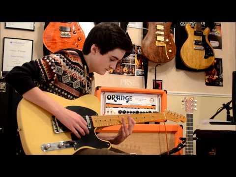 Callum Williams Guitarist In Wales United Kingdom