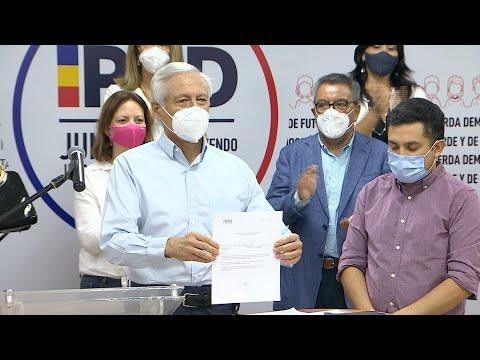 Vidal, Tarud y Muñoz a primarias en el PPD: tenso escenario presidencial en la oposición