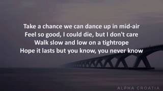 LP - Tightrope (Lyrics)