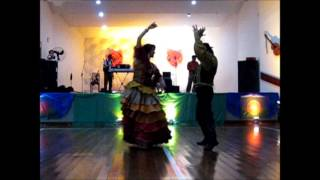 Silvia Bragagnolo e Drom Romale - Noite do Encanto Cigano - Rio de Janeiro
