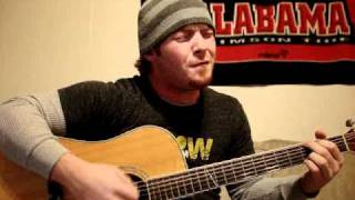 Allen Johnson - Burn One Down (Ben Harper Cover)