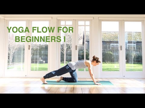 Yoga Flow for Beginners I 25 mins