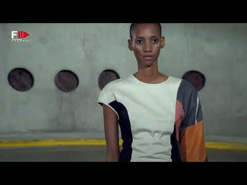 MICHAEL LUDWING STUDIO Spring 2021 South Africa FW - Fashion Channel