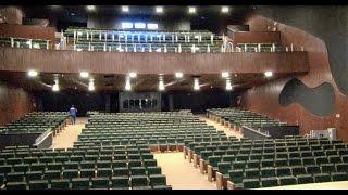Entrega das obras do Cine Teatro Ouro Verde está prevista para o final do mês de março