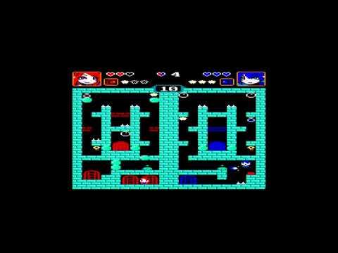 Top Top - Amstrad CPC Longplay