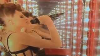 "MTV Europe Music Awards 2014. Kiesza Performs ""Hideaway"" (HD Quality)"