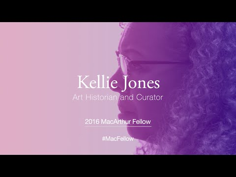 Art Historian and Curator Kellie Jones | 2016 MacArthur Fellow