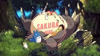 My Neighbor Totoro - Path Of The Wind (ÆkaSora Chillhop Remix)
