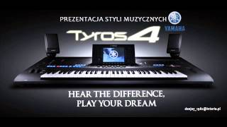 TYROS 4 - Disco Agata