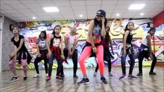 Baby Marvake Maanegi - Raftaar   Zumba Dance Routine   Arena Of Dance   Remo D'souza   Aleesha Malik