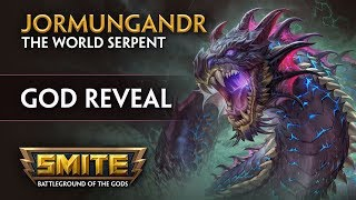 SMITE - God Reveal - Jormungandr, the World Serpent