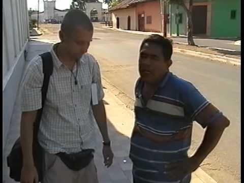 CA2003-09. Getting direction in Granada, Nicaragua