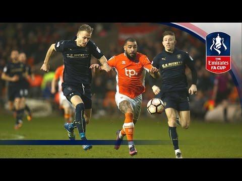 Blackpool 0-0 Barnsley - Emirates FA Cup 2016/17 (R3) | Goals & Highlights