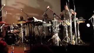 Snarky Puppy - Drum and Percussion solo