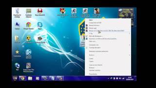 Como poner puntero Boca Juniors Windows 7