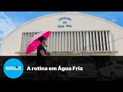 2º bairro em óbitos, Água Fria se adapta ao lockdown
