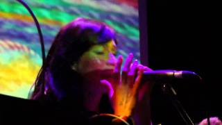 CocoRosie - Afterlife party (live in Prague)