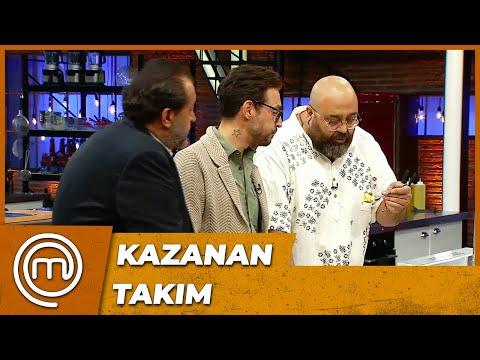 DÜELLO YARIŞININ KAZANAN TAKIMI! | MasterChef Türkiye 67. Bölüm