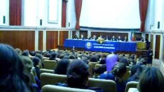 """""""E a vida não vai parar"""" - XLIII Conselho Nacional - Mafra"""