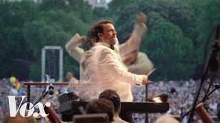 What a conductor actually does on stage width=