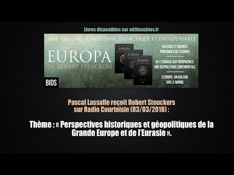 Robert Steuckers sur Radio Courtoisie : Géopolitiques de la Grande Europe Nouvel Ordre Mondial, Nouvel Ordre Mondial Actualit�, Nouvel Ordre Mondial illuminati