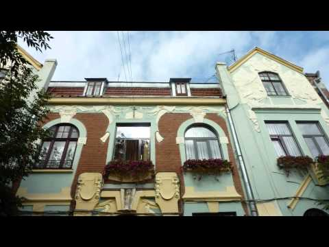Reise in die Ukraine: Trailer Czernowitz