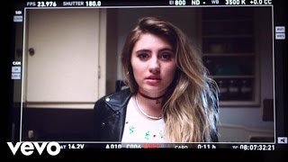 Lia Marie Johnson - DNA (Behind The Scenes)