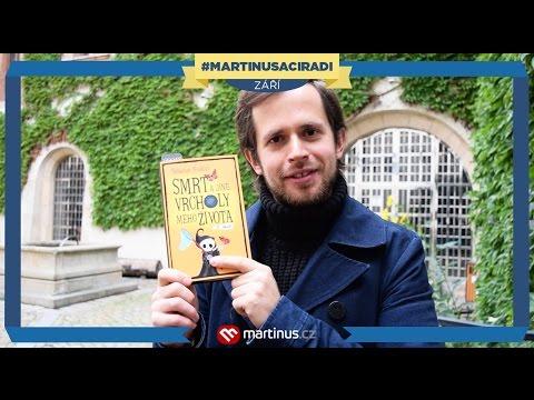 Zářijové knižní tipy: Dušan - Smrt a jiné vrcholy mého života #martinusaciradi + soutěž!