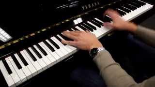 David Guetta - Dangerous feat. Sam Martin Piano Cover