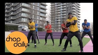 Mr Eazi ft Diplo - Open & Close (Dance Video) | Chop Daily