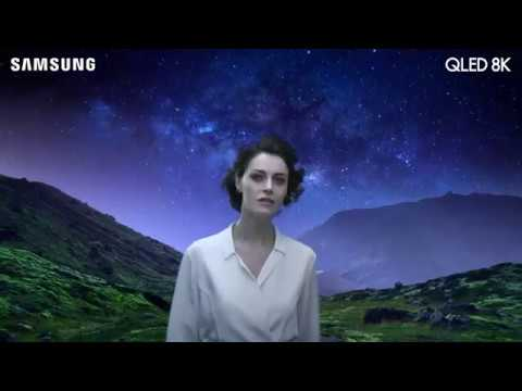 QLED 8K – Perfect Reality