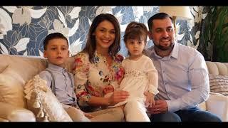 Familia mea, o binecuvântare!