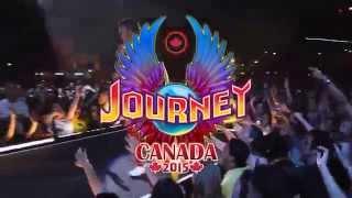 Journey - Canada 2015