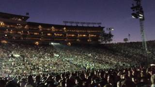 U2 Rose Bowl Los Angeles 20170520 pre-concert