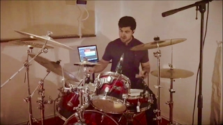 Cold - Maroon 5 Ft. Future Drum Cover - #20 Samba
