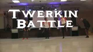 Twerk battle | Valentine Bash 2 | D'Eleganze Dance Studio