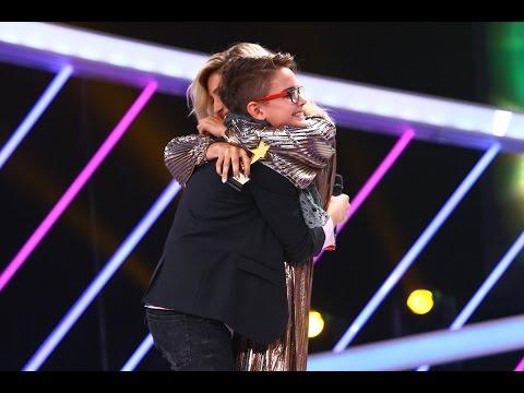Horia Nescu a primit Golden Starul de la Alina Eremia!
