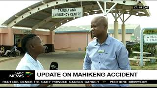 UPDATE: Mahikeng accident