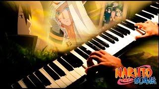 Naruto Shippuden Opening 20 - Kara no Kokoro / Empty Heart (Anly) (Piano cover)
