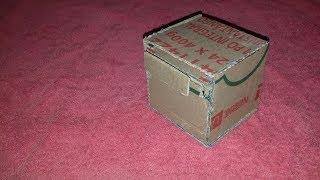 Te desafio a colocar dinheiro dentro dessa caixinha !
