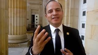 """""""No se trata de mirar por el retrovisor"""" Representante Juan Espinal"""